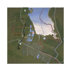 RSPB nature reserve model