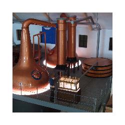 SWE Distillery model