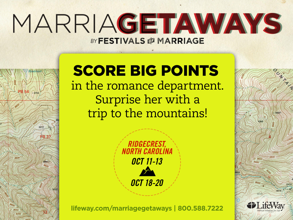 Marriage Getaways Slide
