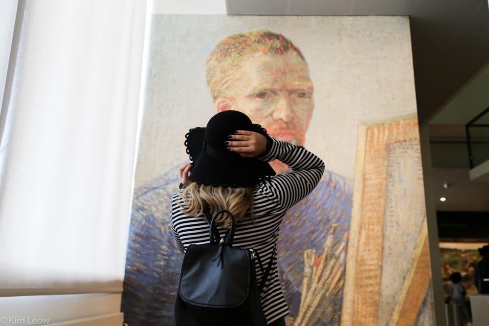 Van Gogh, Amsterdam