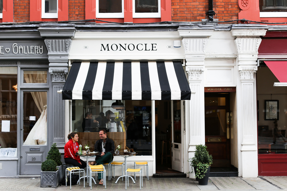 Monocle Shop, London