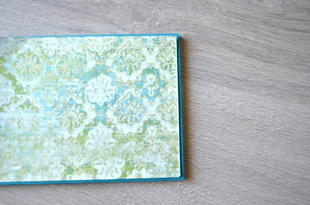 Scrapbook DIY Home Decor