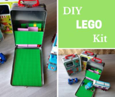 DIY Lego Kit