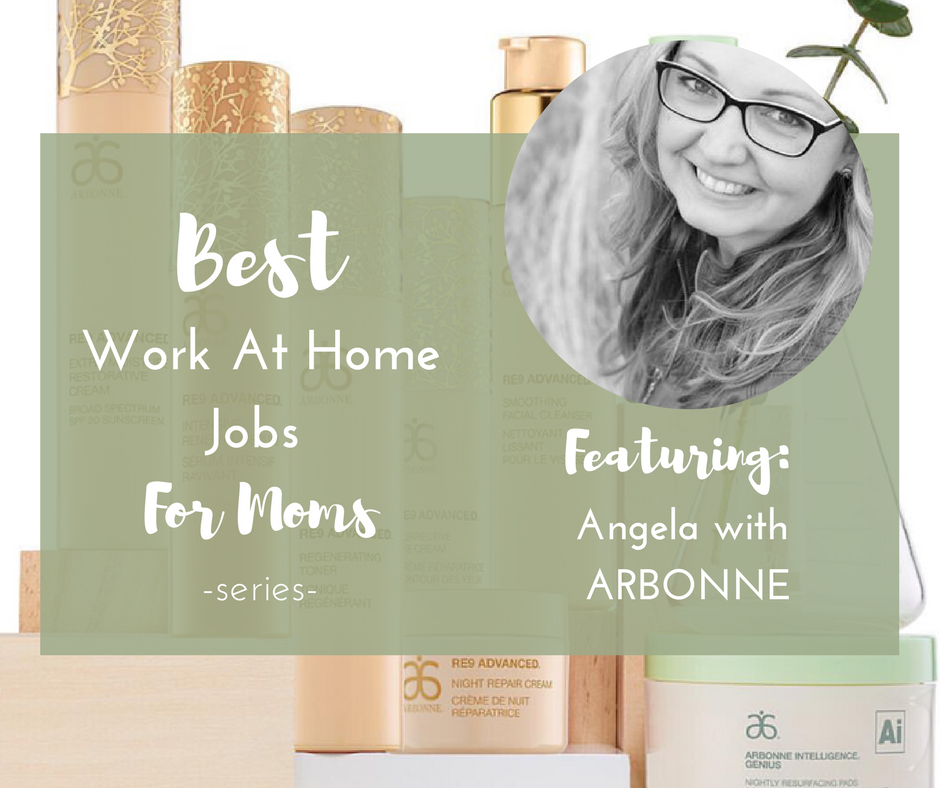 Arbonne with Angela
