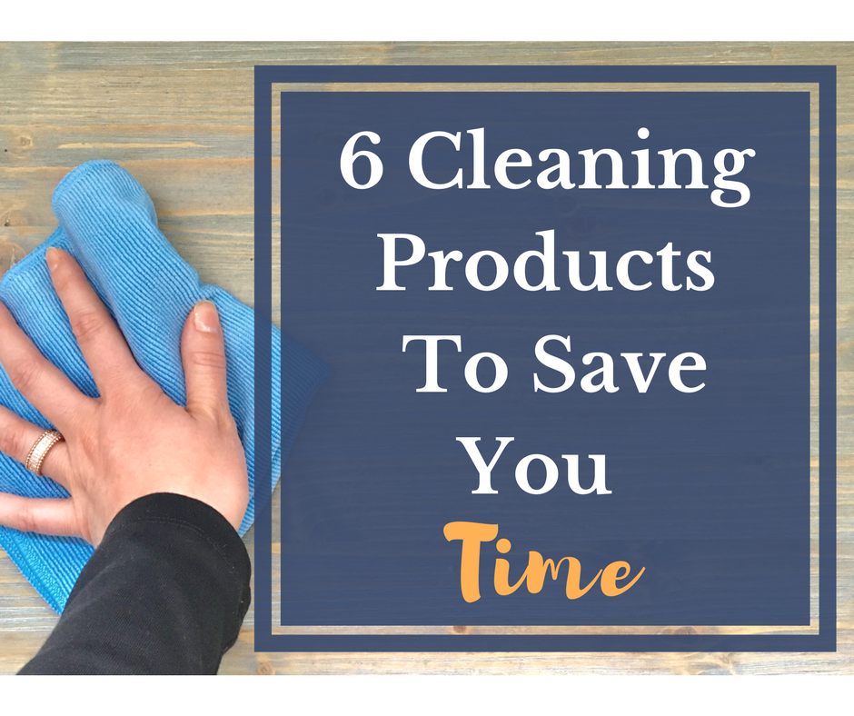 Cleaning products to save you time