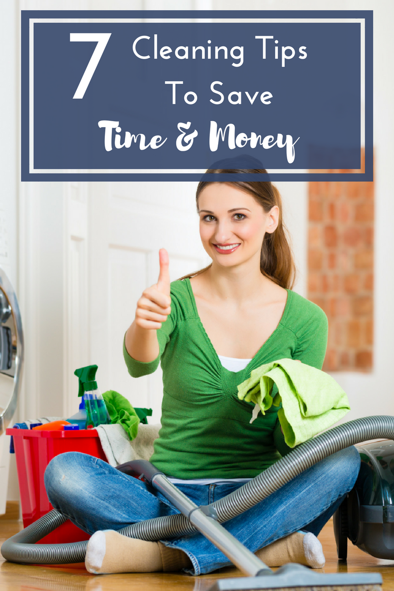7 Cleaning tips to save time and money.png