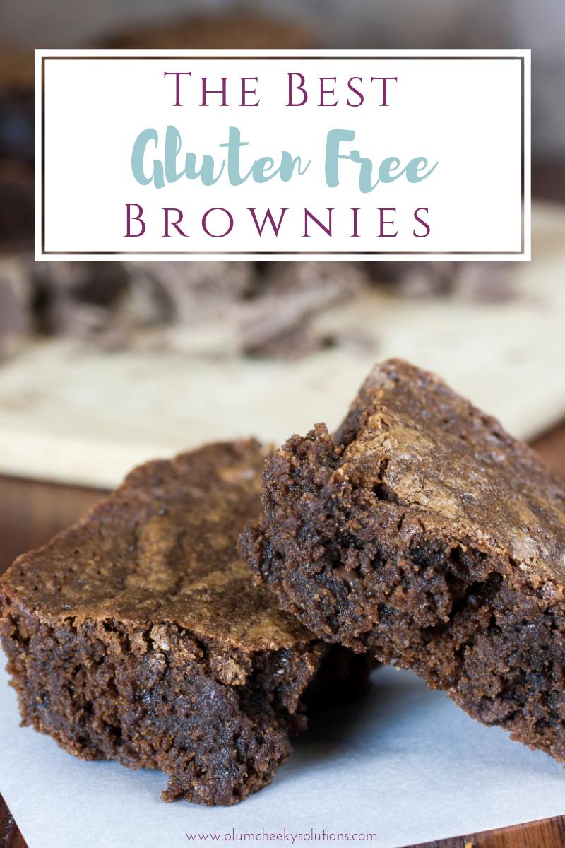 Easy Gluten Free Brownies