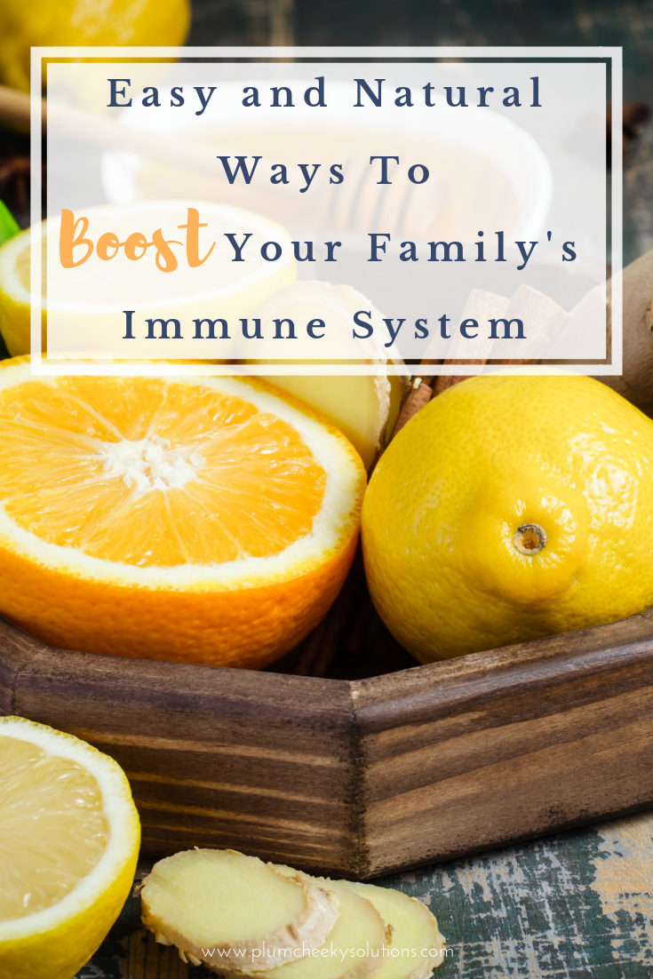 Foods To Boost Immune System