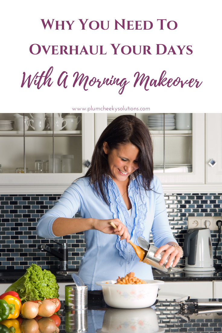 Simple Mommy Morning Routine