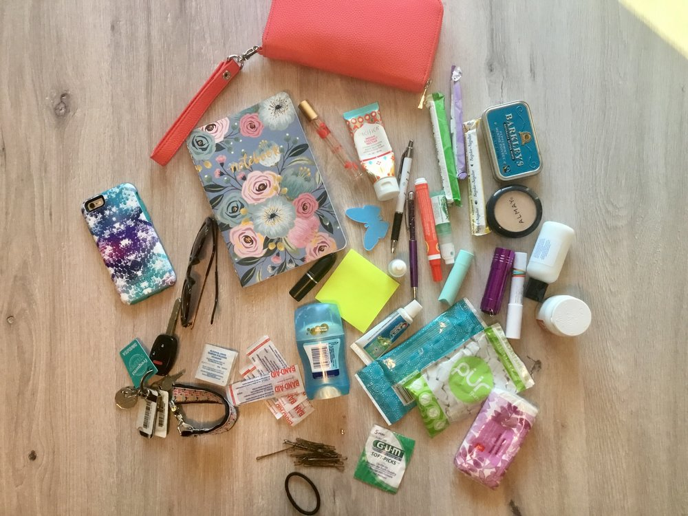 remove everything from purse or bag.jpg
