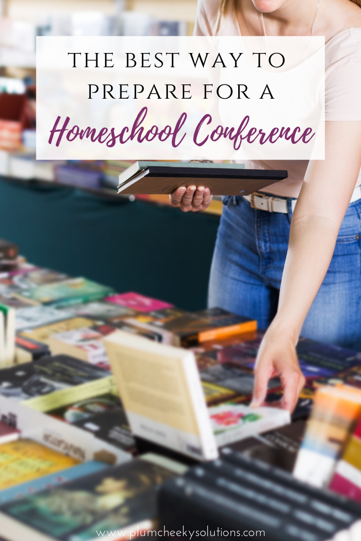 14 tips to prepare for a homeschool conference
