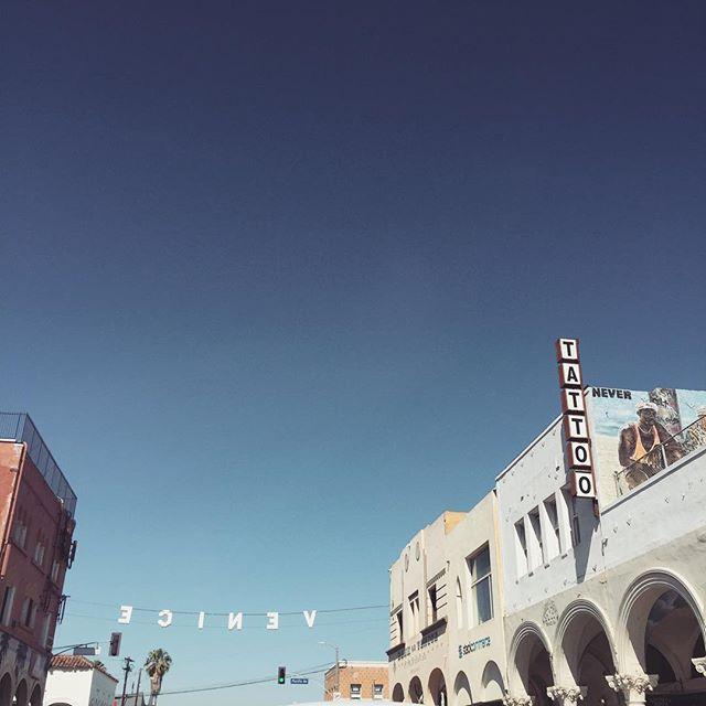 Venice vibes ☀️