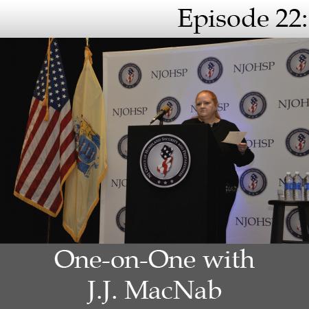 J.J. MacNab Podcast
