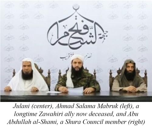 Rebranding The Nusrah Front