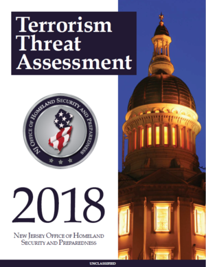 2018 NJOHSP Terrorism Threat Assessment