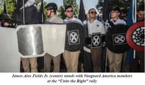 White Supremacist Extremists
