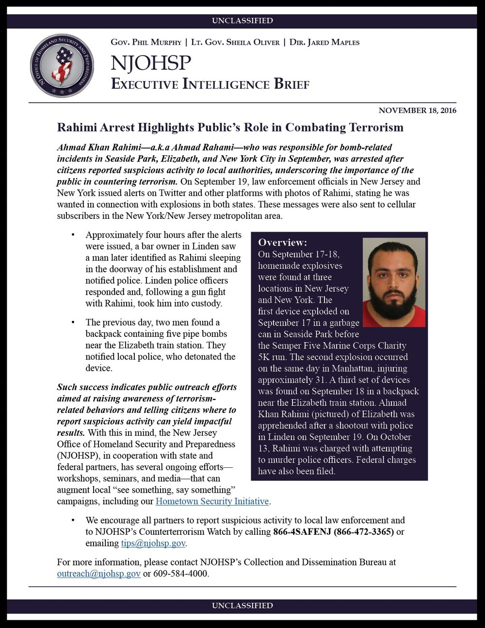 Rahimi Arrest Highlights Public's Role in Combating Terrorism 1.19.18.jpg