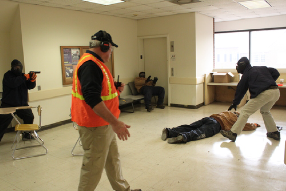 Active Shooter Response -
