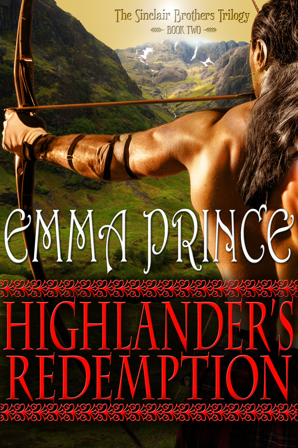 Highlander's Redemption (Book 2)