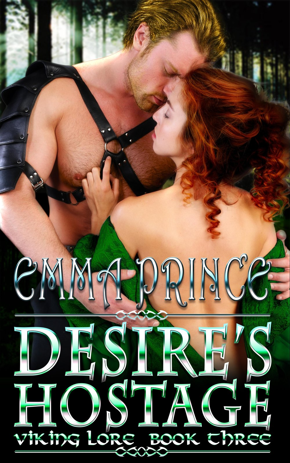 Desire's Hostage (Book 3)