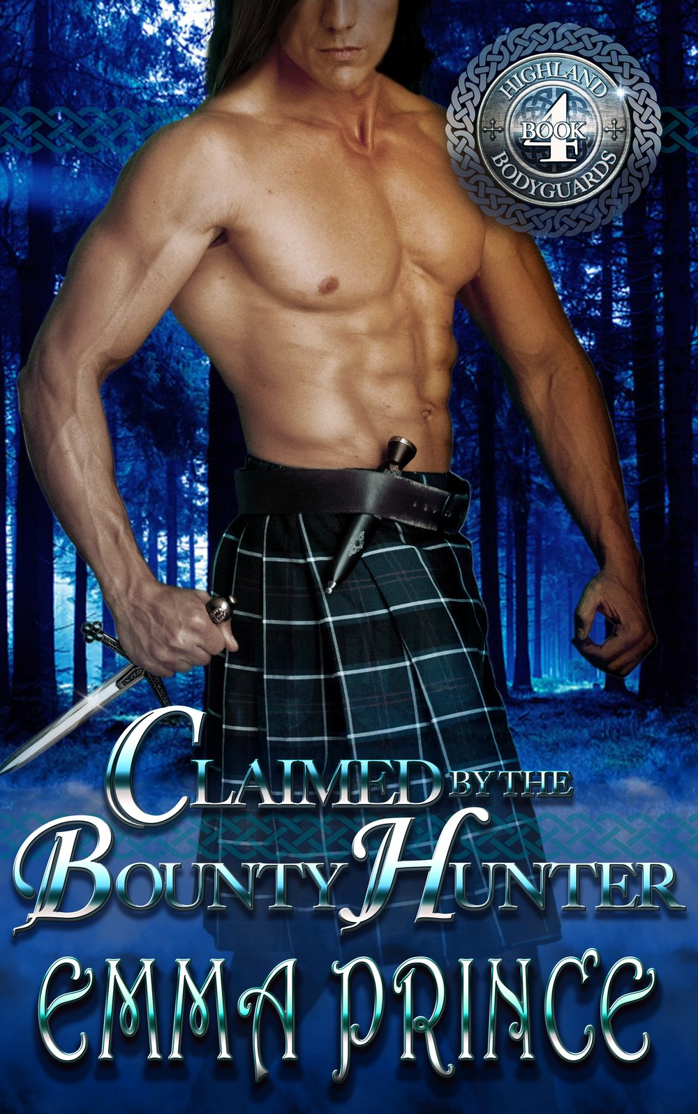 Claimed by the Bounty Hunter (Book 4)