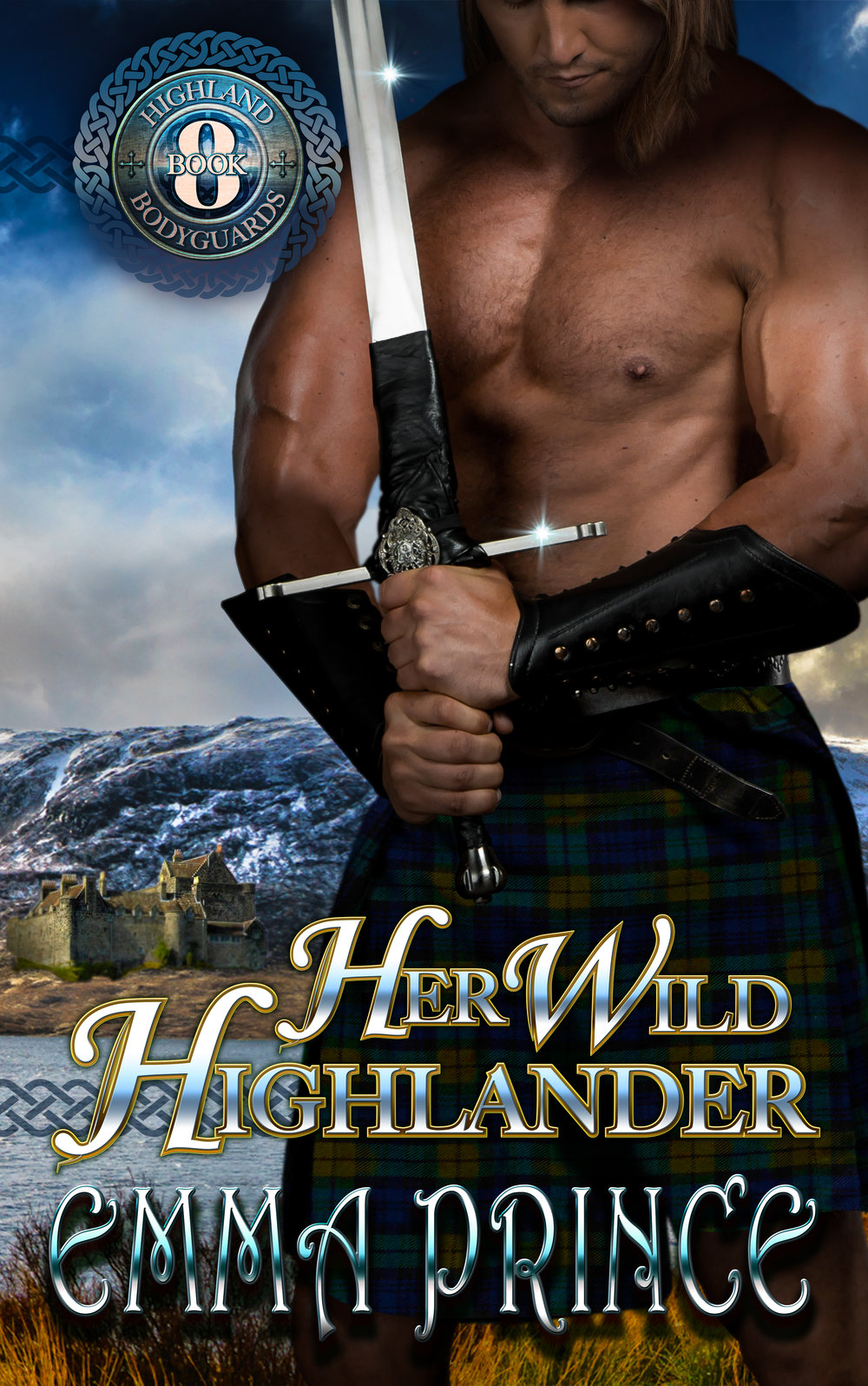 Her Wild Highlander (Book 8)