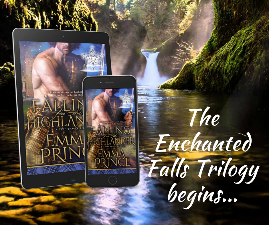 The Enchanted Falls Trilogy begins....png