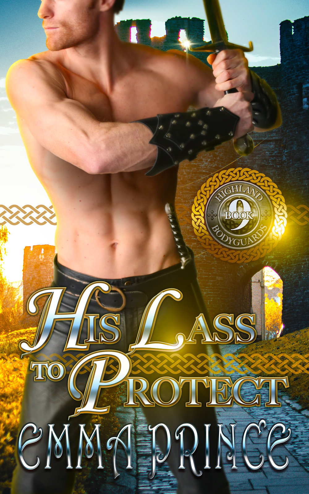 His Lass to Protect (Book 9)