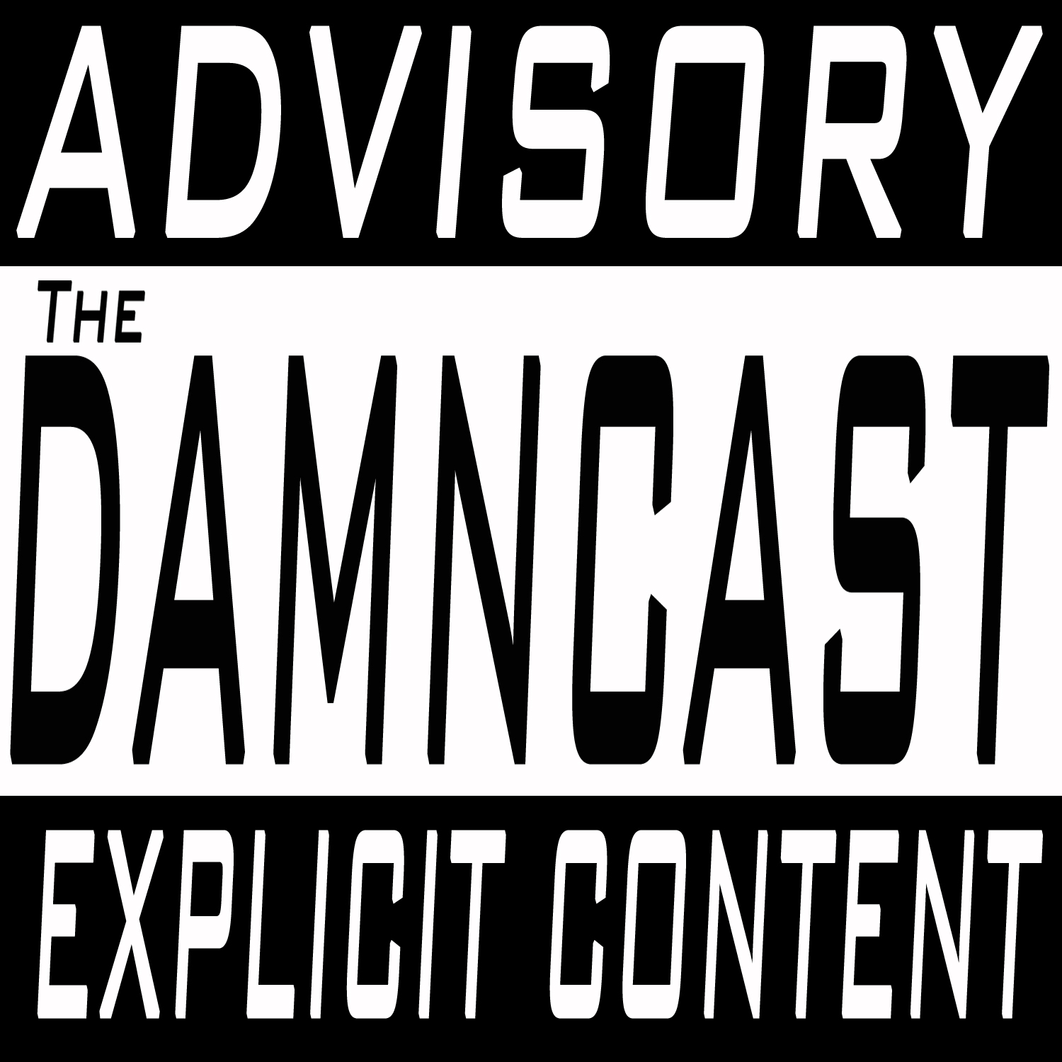Episodes - The DAMNcast