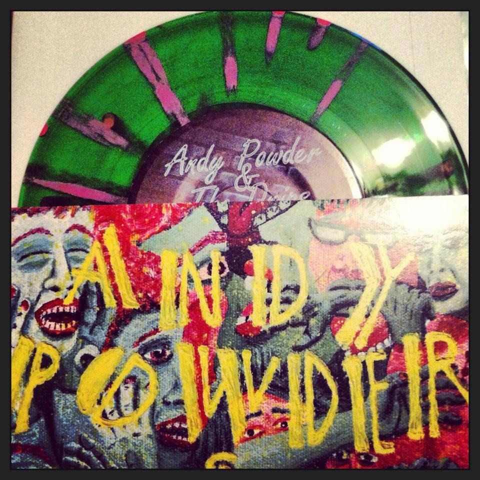 andy powder