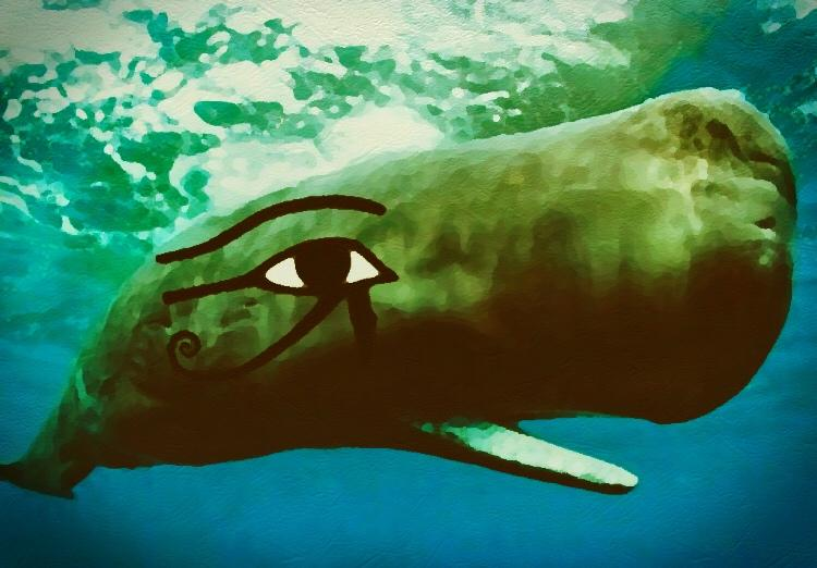 The Void lightens up this week with experimental fantasy fiction about telepathic whales out to save the world from itself. Story time!