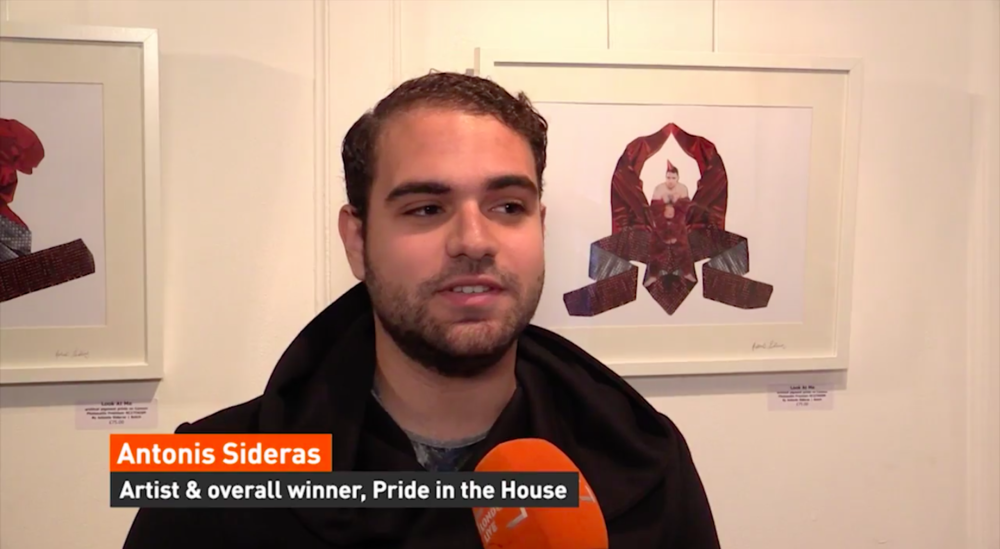Antonis-sideras-botch-art-lauderdale-house-pride-in-the-house-art-prize-look-at-me