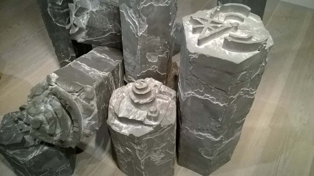 Recycle Group,  Basalt Rock  series, 2015, Gazelli Art House.