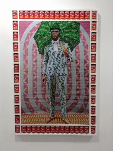 Hassan Hajjaj, 2012,  Afrikan Boy .