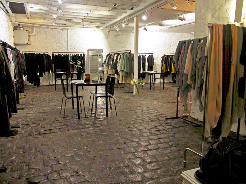 showroom by boon paris