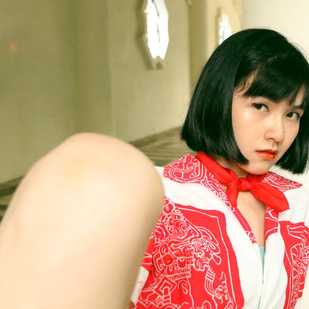 buy red silk scarf online from a friend of mine paris taipei tokyo isetan dover street market selfridges