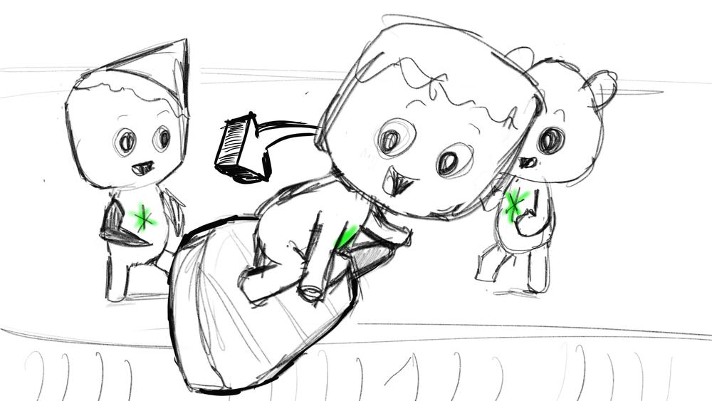 Episode 4: Iceland Storyboard