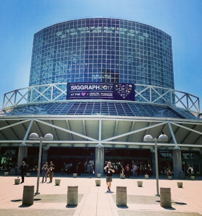 SIGGRAPH 2017 in Los Angeles