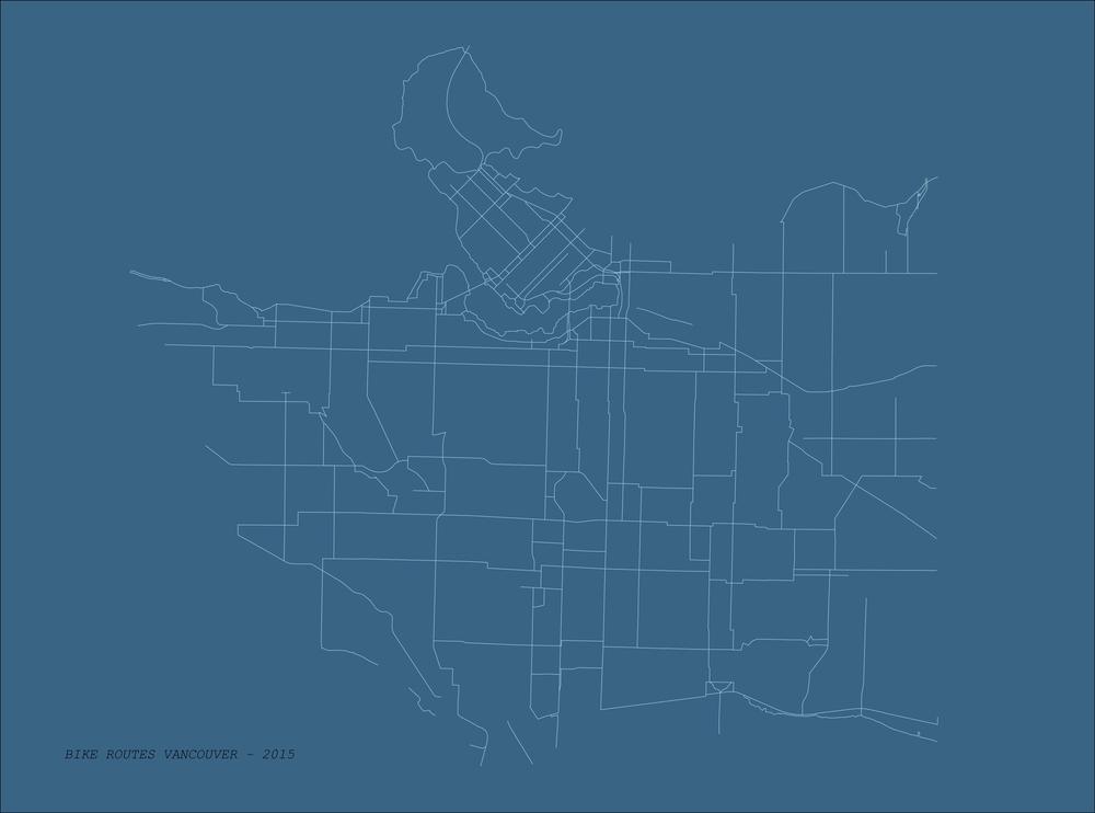 Bikeways - Vancouver