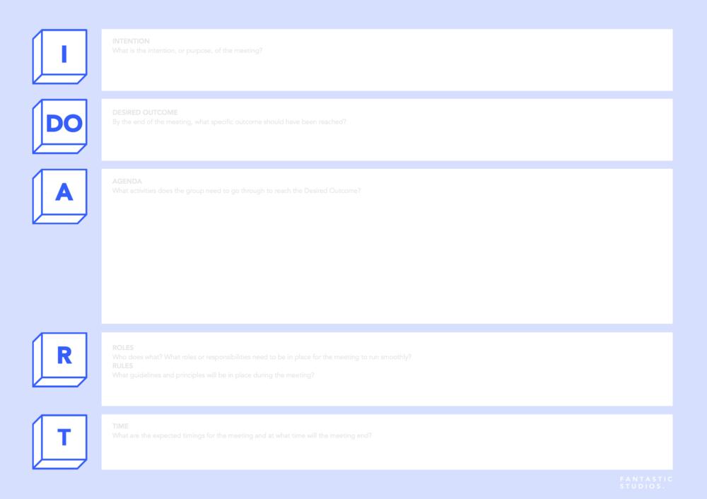 IDOART template