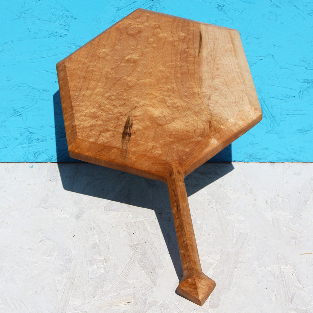 Rocks In Our Pockets: Maple Serving Board