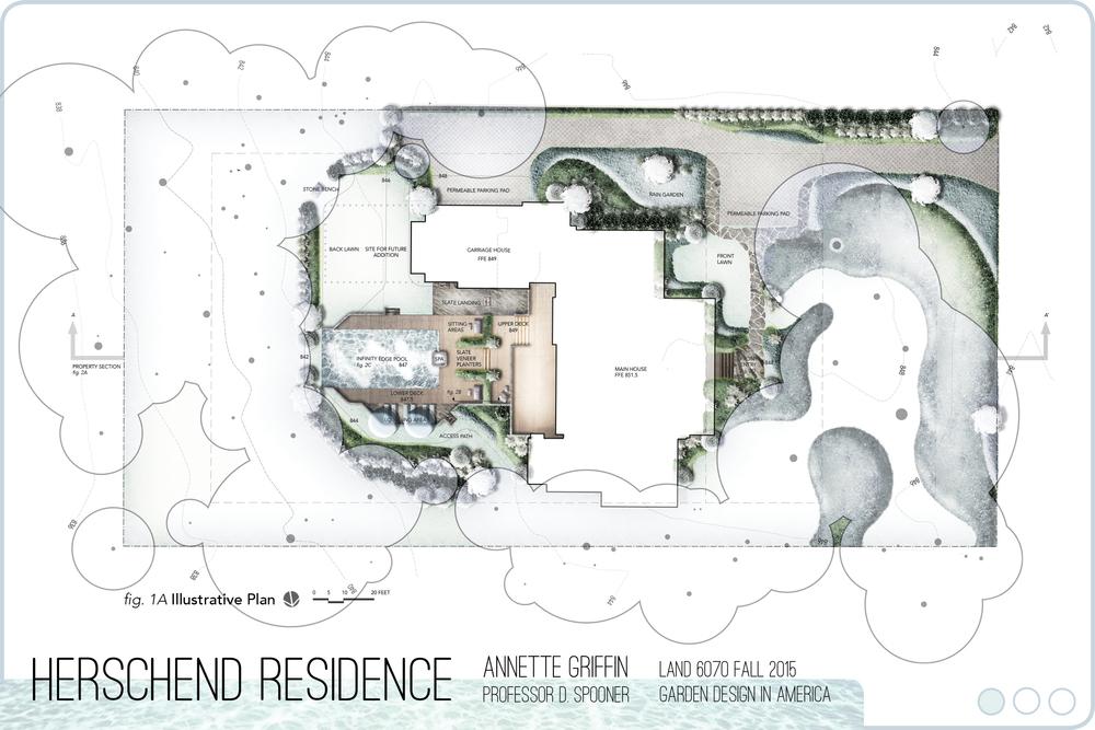 Herschend Residence Schematic