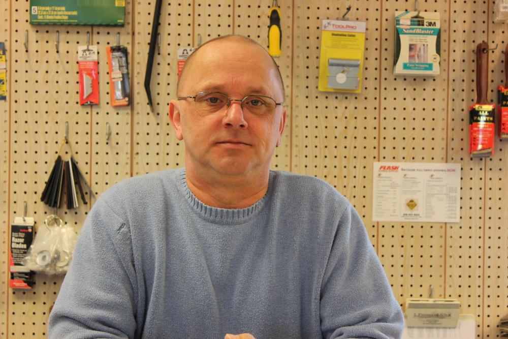 Doug Mitten