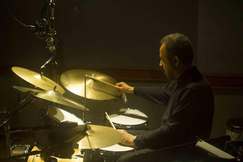 Vanderlei Pereira at Predawn Shenanigans Club recording