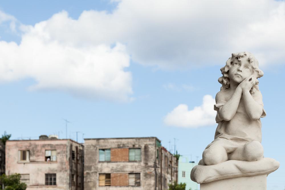 Angel Over Havana