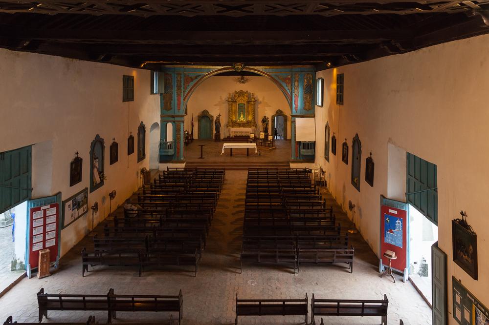 Church Interior, Sancti Spiritus