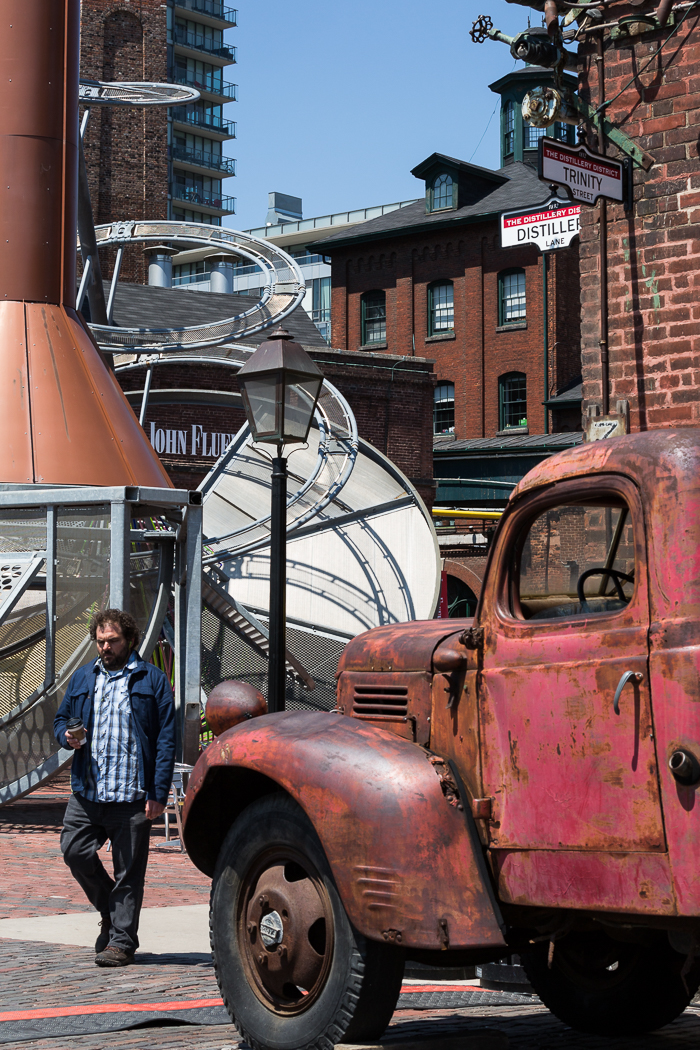 The Distillery District, Toronto