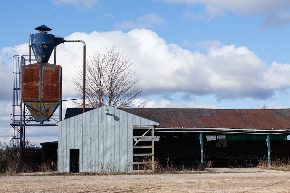 Farm Buildings and Storage