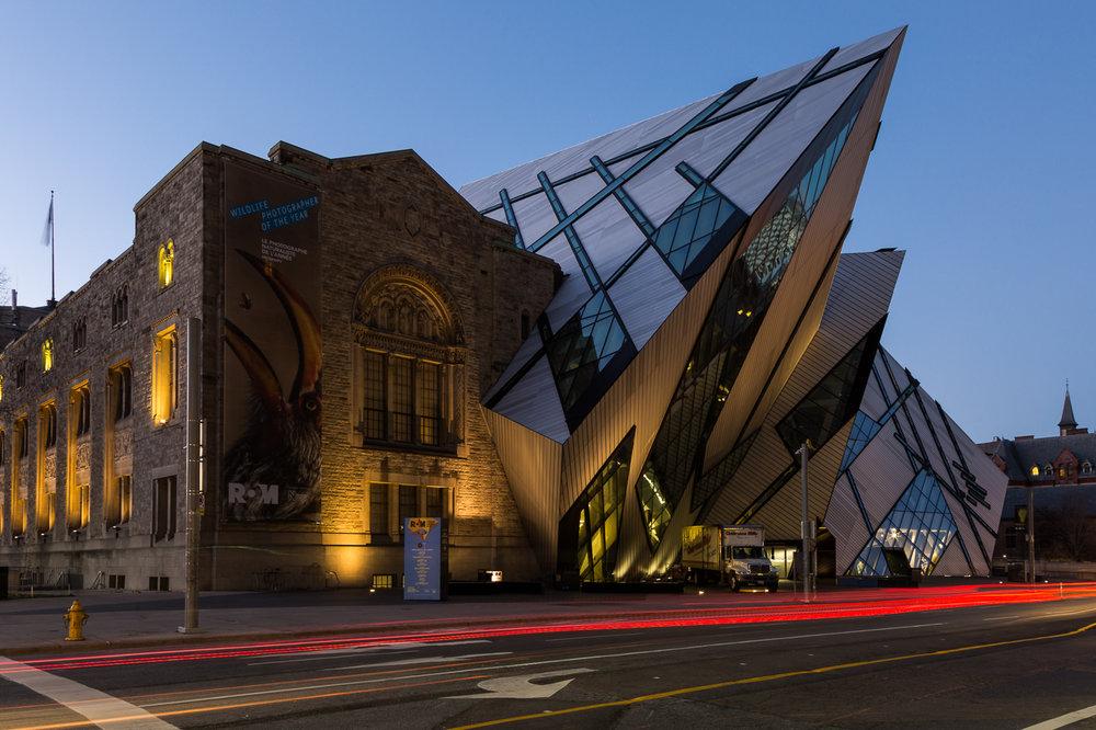 Royal Ontario Museum, Toronto