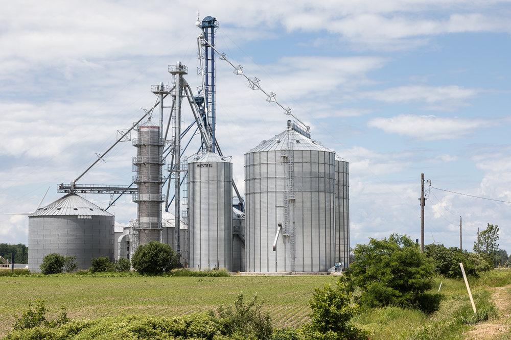 Farm Storage Silos